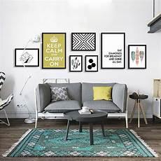 Office Artwork Aliexpress Com Buy 7pcs Set New Creative Geometry Home