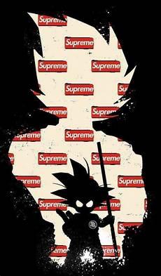 supreme wallpaper hd iphone x supreme x goku made by me supreme wallpaper iphone