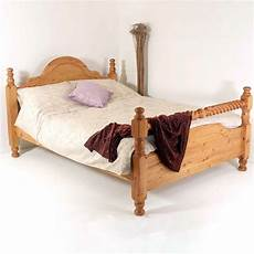 6ft king solid wood bed frame fittings barley