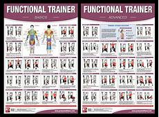 Workout Chart For Gym Pdf Functional Trainer Workout Professional Fitness Gym Wall