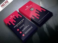 Advertising Agency Visiting Card Design Nice Creative Digital Agency Business Card Template Psd