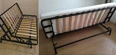 ikea exarby sofa bed frame replacement slats hinges