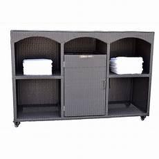 amtex pool towel caddy cabinet 67x24x45
