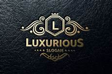 luxurious logo template logo templates creative market