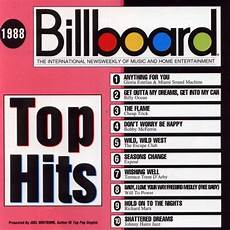 Single Charts 1988 Billboard Top Hits 1988 Billboard Top Hits 1988 Various