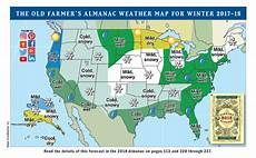 Snow Chart 2017 2017 2018 Winter Weather Forecast Old Farmer S Almanac