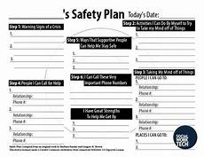Sample Safety Plan A New Kind Of Safety Plan Social Work Tech