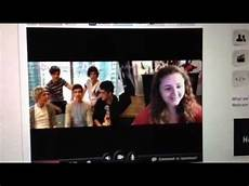 One Direction Live Chat On Vevo March 16 2012 Youtube