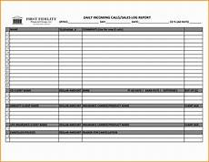 Call Schedule Template Call Tracking Spreadsheet Template Inside Sales Call