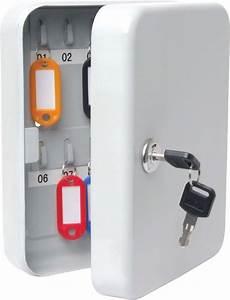 sterling wall mounted kc36 locking key cabinet 36 hooks
