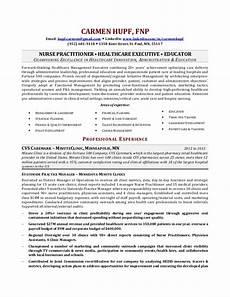 Nurse Practitioner Resume Nurse Practitioner Resumes Samples