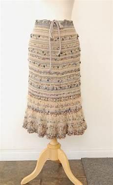 knits los angeles missoni like skirt knit