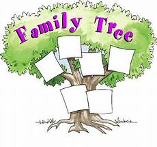 Printable Family Tree For Kids Family Tree Freebies The Great
