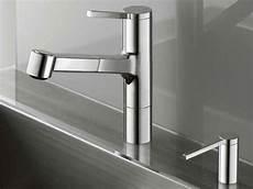 rubinetti kwc kwc miscelatore da cucina con doccetta estraibile