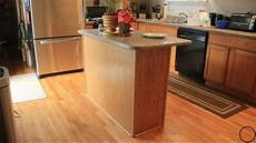 make a kitchen island simple kitchen island build 21 jackman works