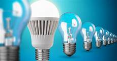 Cost Of Led Lighting Household Savings Led Bulbs Gaining In Cost Efficiency