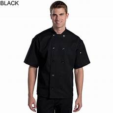 chef coat sleeve edwards mid weight sleeve ten button chef coat 3333