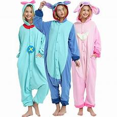 buy stitch onesie costumes for adults or from wellpajamas