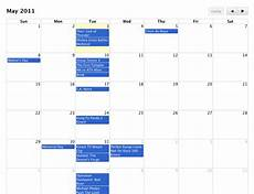 Html Appointment Calendar Create A Functional Web Calendar In 5 Minutes David