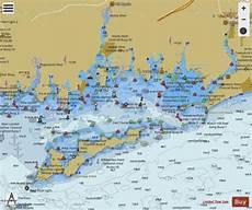 Fishers Island Sound Nautical Chart Fishers Island Sound Marine Chart Us13214 P2142