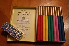 Nat Sherman Fantasia Lights Nat Sherman Coloured 120mm Talking Smoking Culture