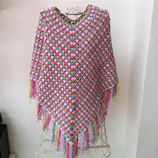 crochet poncho crafty crochet poncho