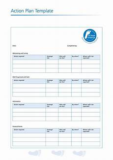 Action Plans Templates Excel 45 Free Action Plan Templates Corrective Emergency