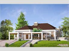 Kerala Map Kerala Beautiful Single Story Houses in 2019   Kerala house design, House design
