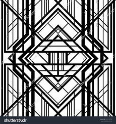 Abstract Art Black And White Patterns Seamless Pattern Abstract Geometric Background Black And