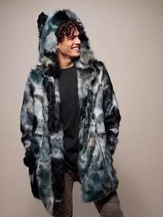 spirithoods coats spirithoods 174 marble fox faux fur coat