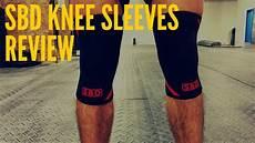 knee sleeve sbd sbd knee sleeves review
