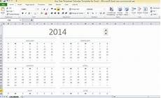 Perpetual Calendar Excel Any Year Perpetual Calendar Template For Excel