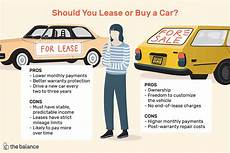 Lease Buy Cars Pros And Cons Of Leasing Vs Buying A Car
