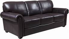 shae branson brown leather sofa from luxe leather