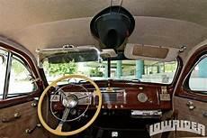 Buick Century Interior Lights 1938 Buick Century Lowrider Magazine