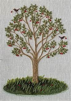 17 best images about stitching trees leaves acorns on