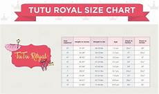 Tutu Dress Size Chart Tutu Royal Faq
