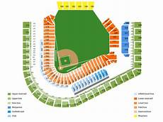 Softball Hall Of Fame Stadium Seating Chart Progressive Field Seating Chart Amp Events In Cleveland Oh