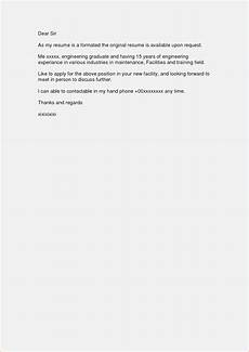 Basic Sample Resume Cover Letter 15 Great Simple Cover Realty Executives Mi Invoice And