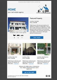 Real Estate Email Templates Free Templates Emailing Real Estate Agency Sarbacane