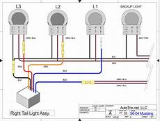 How To Build Sequential Lights Diagram Led Brake Light Circuit Diagram Full Version Hd