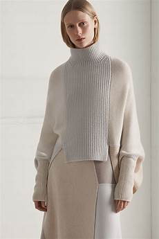 tse fall 2017 ready to wear fashion show knitwear