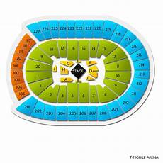 T Mobile Arena Seating Chart View T Mobile Arena Tickets T Mobile Arena Seating Chart
