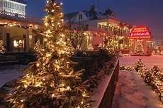 Christmas Lights In Frankenmuth Frankenmuth Earns Christmas Distinction