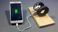 How To Create A Science Project How To Make Free Energy Mobile Phone Charger With Magnets