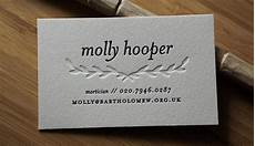 Examples Of Calling Card Letterpress Business Cards Hoban Cards