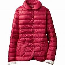 Uniqlo Ultra Light Down Uniqlo Women Idlf Ultra Light Down Compact Jacket In Red