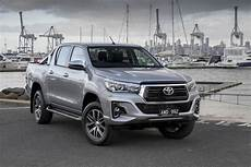 2019 toyota diesel hilux 2019 toyota hilux officially announced with updated look