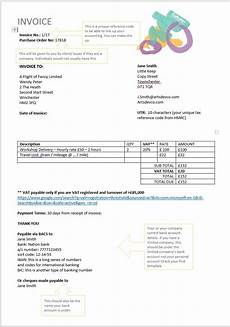 Sample Of Invoices Template Invoice Template The Arts Development Company