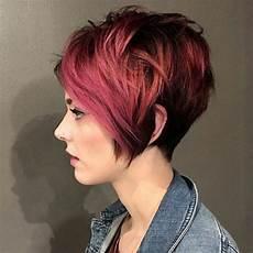 kurzhaarfrisur dicke glatte haare 8 trendige kurzhaarfrisuren f 252 r dicke haare